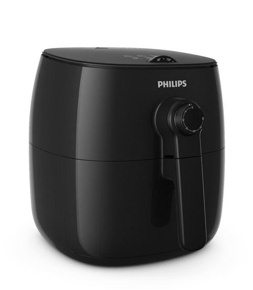 Philips daily collection airfryer friteuse saine et multicuiseur capacité 800 g noir