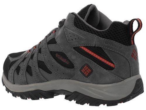 Chaussures marche randonnées Columbia Canyon point mid waterpro Gris taille : 44 réf : 44898