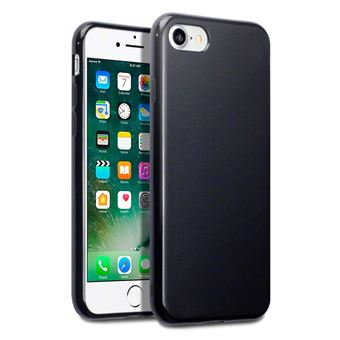 coque iphone 8 plus noir slim