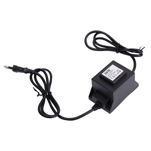 Transformateur étanche 220V à 12V étanche pour éclairage