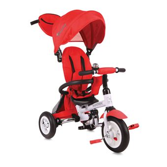 tricycle volutif pour b b enfant matrix air roues gonflables rouge tricycles achat. Black Bedroom Furniture Sets. Home Design Ideas