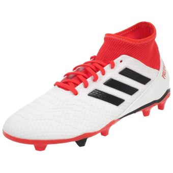 Chaussures football lamelles adidas pRougeator fg ftwwht 76473