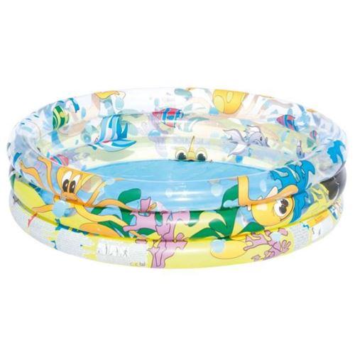 Bestway Bâche pour piscine Splash et Play Ocean Life 121,9 x 25,4 cm Sport Leisure produits gonflables pour enfant 6942138950014