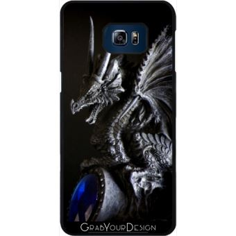 coque samsung galaxy s6 edge dragon