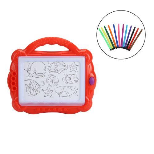 Éducation Les enfants DoodleToy Éclairage électrique effaçable Tableau magnétique Dessin
