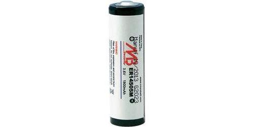 Pile lithium AA (R6) 3,6V standard Microbatt