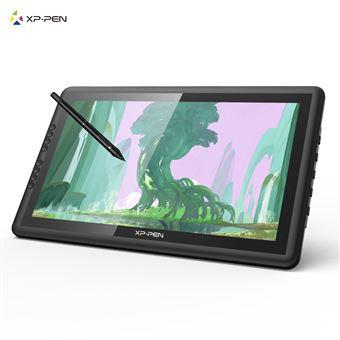 Tablette Artiste 16 Pro 1080p Hd 156 Ips Art Graphique Dessin Moniteur Affichage Du Stylo Numérique 8192 Sensibilité à La Pression 8 Raccourcis Pour