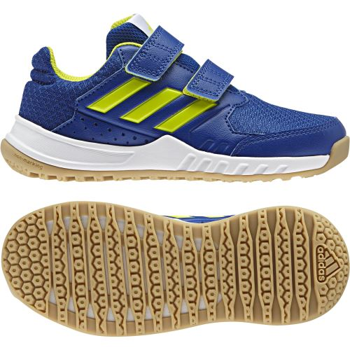 <strong>Chaussures</strong> junior adidas fortagym bleu