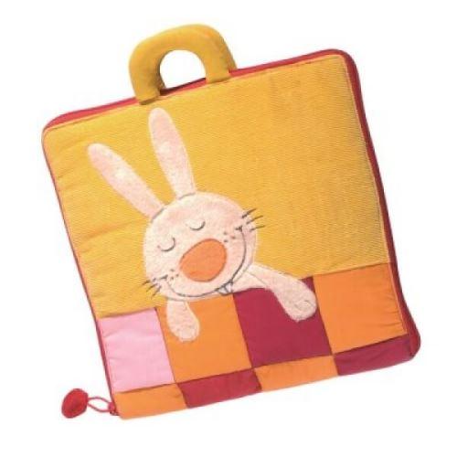 Livre bébé bonsoir petit lapin international - lilliputiens
