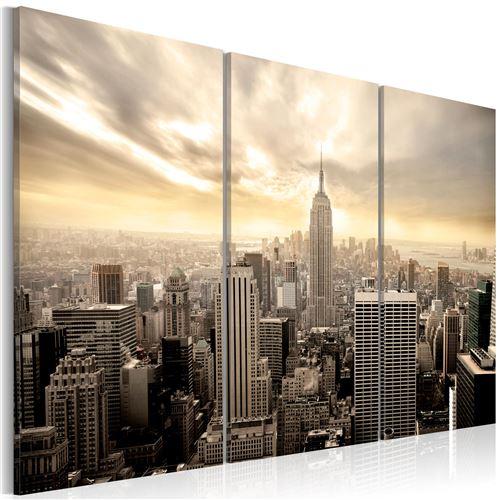 Tableau - Soirée à New York - Artgeist - 90x60