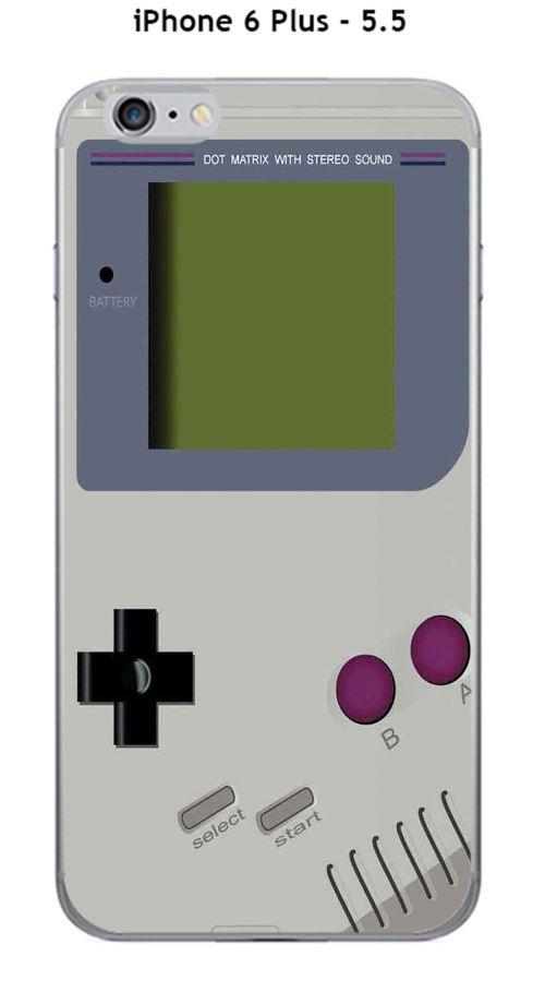 coque iphone 6 plus gameboy