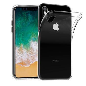 coque souple silicone iphone xs