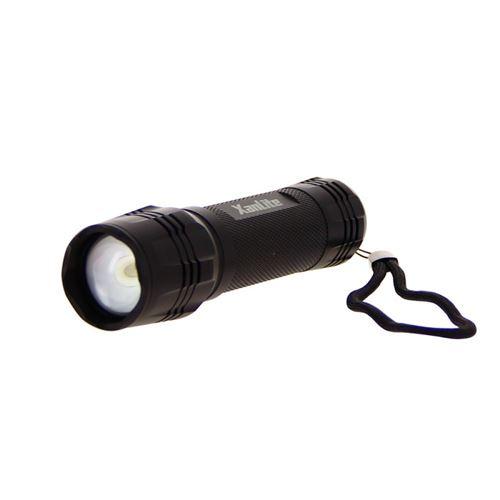 Torche LED métallique - 600 lumens - ultra résistante