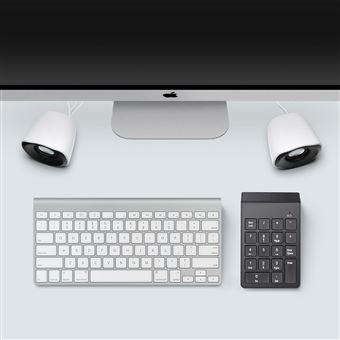 clavier a ciffre ordinateur transparant du future