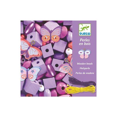 Djeco DJ09810 - Perles en bois
