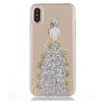 coque iphone x robe