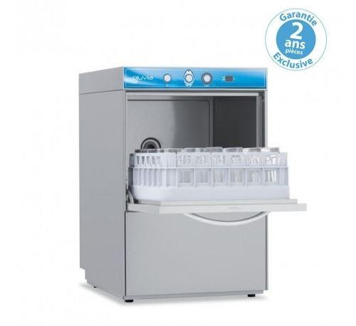 Lave Verre Bar avec affichage digital - panier 400 x 400 mm - Elettrobar - 220V monophase
