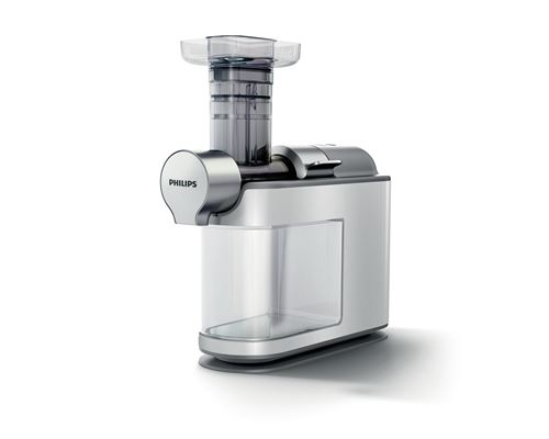 Philips hr1945 80 avance slow juicer blanc