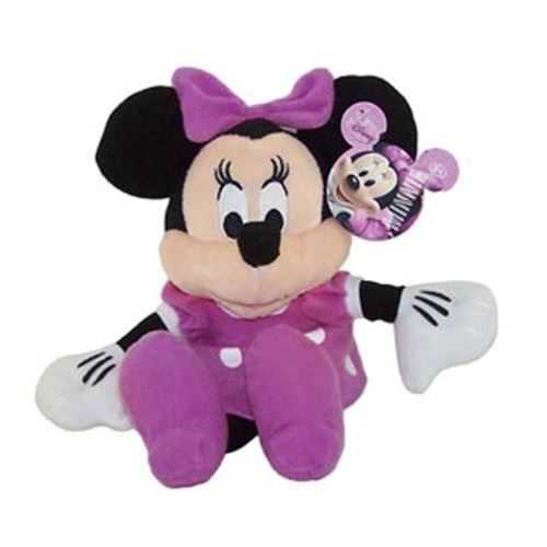 Minnie Mouse Plush - Poupée Minnie Mouse (9 pouces)