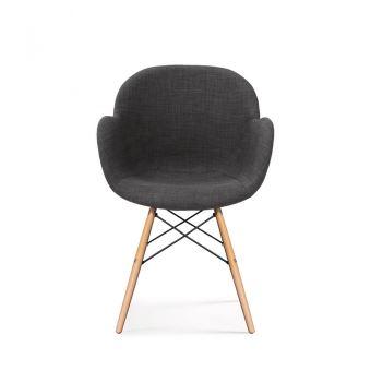 Chaise Design Tissu Ki Oon Soft
