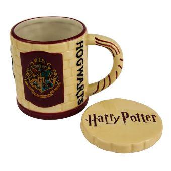 Harry Potter Tower Hogwarts Mug Ggs 3d Official Sculptured X0wPOk8n