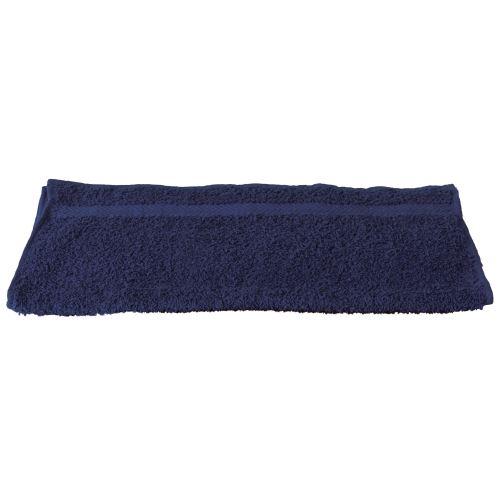 Towel City - Serviette invité 100% coton (40 x 60cm) (Taille unique) (Bleu marine) - UTRW1575