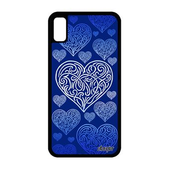 coque iphone xr silicone motif