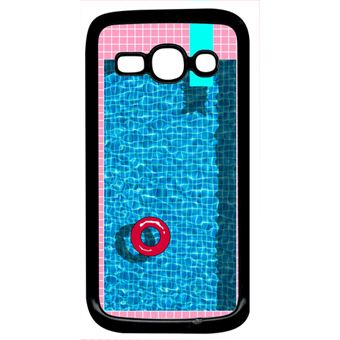 Coque Samsung Galaxy Ace 3 Illusion Piscine T Baignade