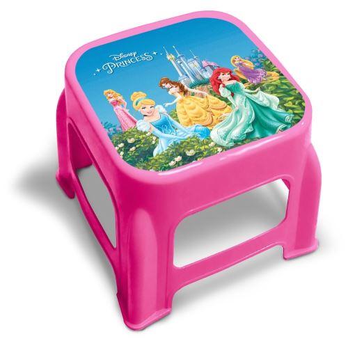Tabouret marche pied Disney Princesse enfant marchepied