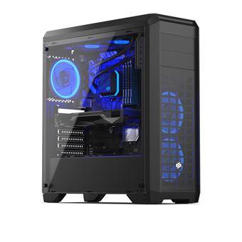 PC Gaming AMD Athlon x4 840, GTX 1050, 16 Go RAM DDR3, 480 Go SSD, 2 To  HDD  PC Gamer Advanced  Unité centrale sans OS