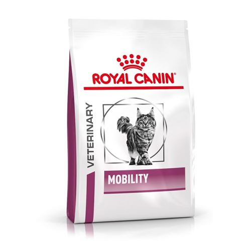Croquettes Royal Canin Veterinary diet cat mobility 2kg