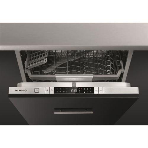Lave-vaisselle Tout Integrable 60 Cm 14c 44db A++ De Dietrich - Dv91444j