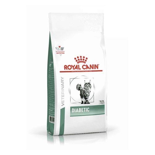 Croquettes Royal Canin Veterinary Diet cat - Diabetic - 1,5kg