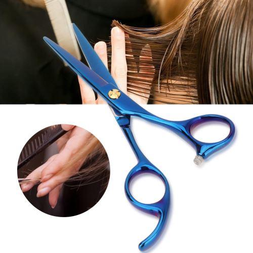 Ciseaux De Coupe De Cheveux Blue ZOO Bleu #2