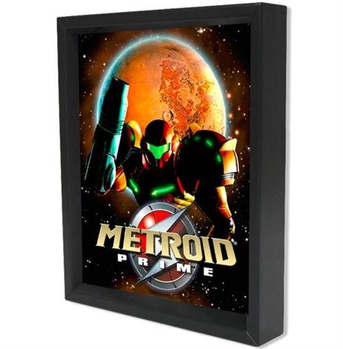 Cadre 3D - Metroid - Prime