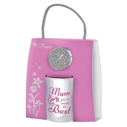 Sensations Mum - Coffret bougie (Taille unique) (Rose / argent) - UTSG18732