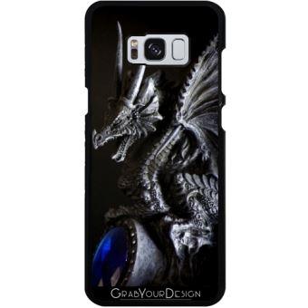 coque samsung s8 plus dragon