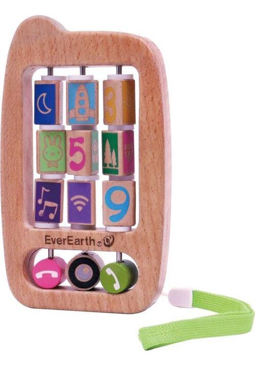 Everearth smartphone pour enfants 9x13 cm