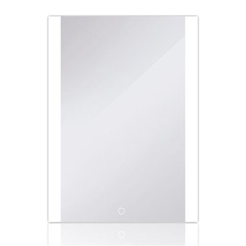 60x80 cm - Mural Miroir LED Lampe de Miroir Éclairage pour Salle de Bain