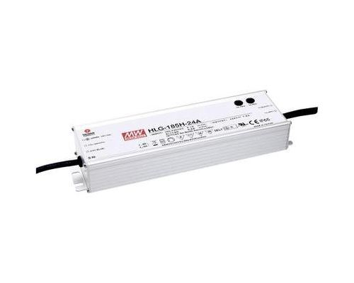 Driver led mean well hlg-185h-24