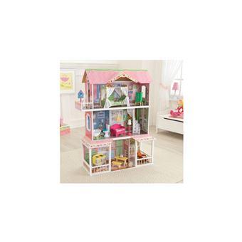 great look lowest discount free shipping KIDKRAFT - Maison de poupée Douce Savannah