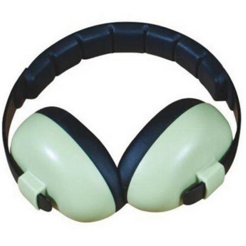 Casque Anti-Bruit pour Enfant Banz Earmuffs, Vert Pastel