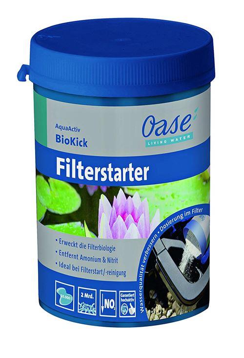 Oase AquaActiv BioKick 200 ml Eau, argent