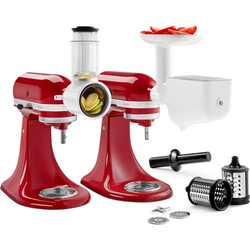 kit de 3 accessoires pour robot artisan - 5ksm2fppc