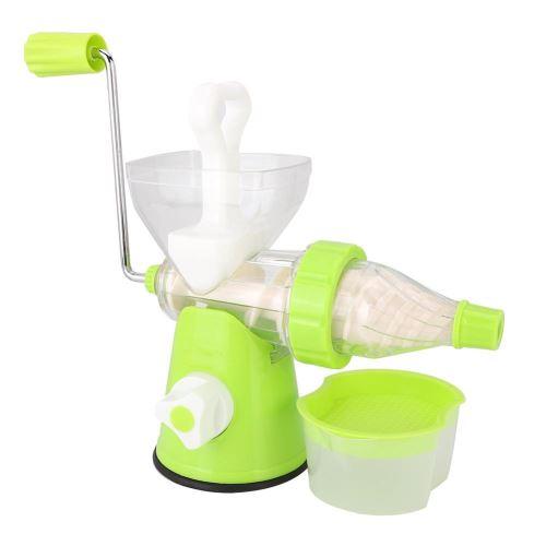 Ménage Mini 2-en-1 Manuel Hachoir Hachoir Viande Hacheuse Viande Hachis Machine Cuisine Fournitures