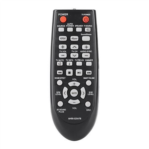 Télécommande pour Barre de Son Samsung AH59-02547B
