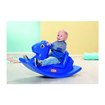 Little Tikes Hobbelpaard blauw