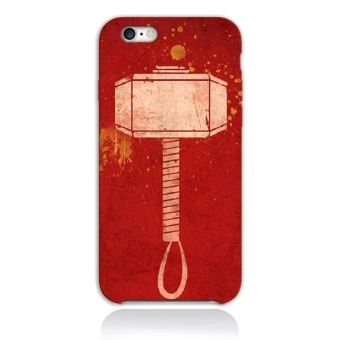 Coque iPhone 6 Thor Hammer Films Series