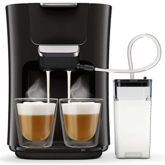 Photo de machine-a-dosettes-philips-senseo-latte-duo-hd7855-50