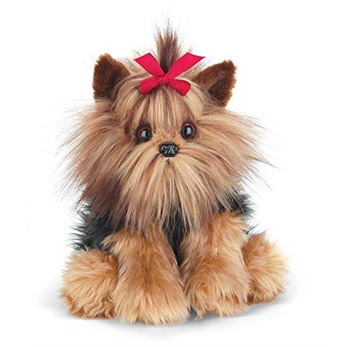 Bearington Chewie Yorkshire Terrier Stuffed Animal Toy Dog 13